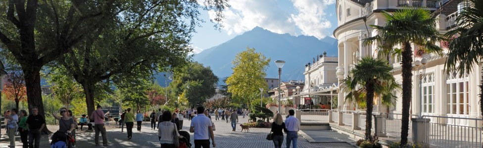 Summer holidays in Merano & Surroundings